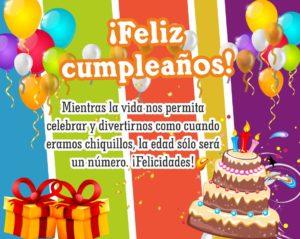 120 Las Mejores Frases De Cumpleaños Mensajes De